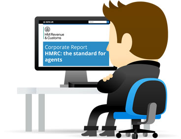 Find out what standards HMRC have set for tax agents