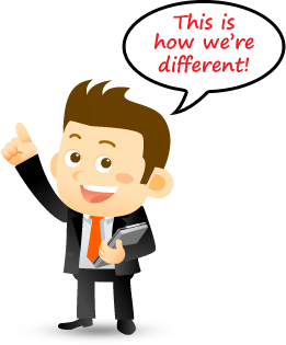 We Provide a Truly Everything Done For You Service