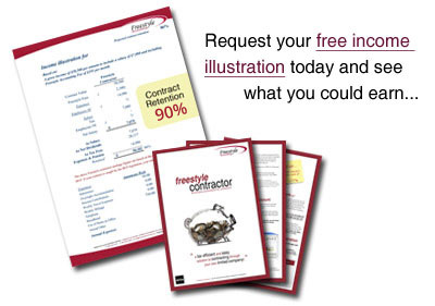 Request your free income illustration - Freestyle Accounting