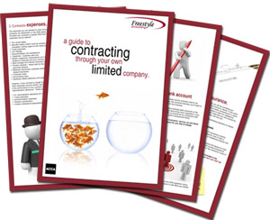 Download your Free Guide to Contracting Through a Limited Company