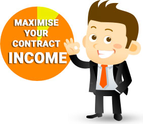 Maximise Your Contract Income Man