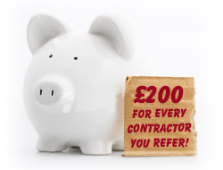 Get £200 for Every Contractor you Refer to Freestyle Accounting