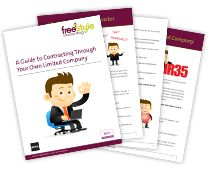 Free Guide to Contracting through your own Limited Company