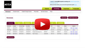 Create client invoices on the online portal - Freestyle Accounting