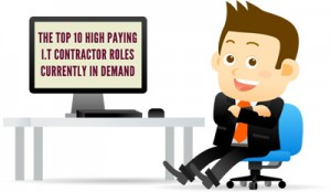 The Top 10 high paying IT contractor roles currently in demand - Freestyle Accounting