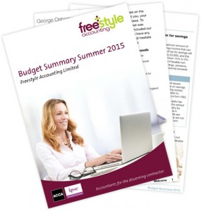 Budget Summery – Summer 2015 – Download our Free PDF