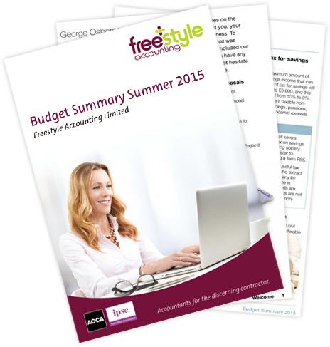 Budget Summer - Summer 2015