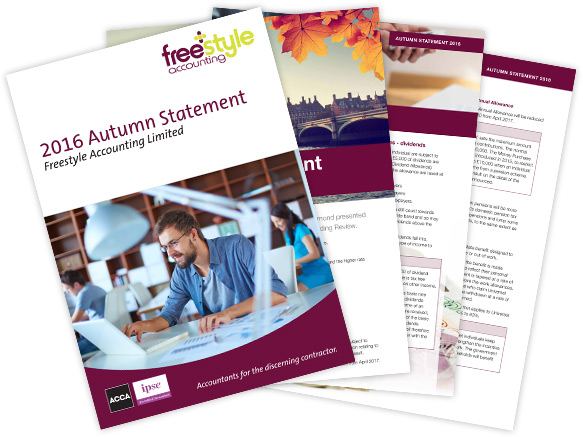 Autumn Statement 2016 – Download our Free PDF