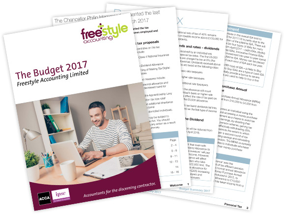 Budget Summary 2017 – Download our Free PDF