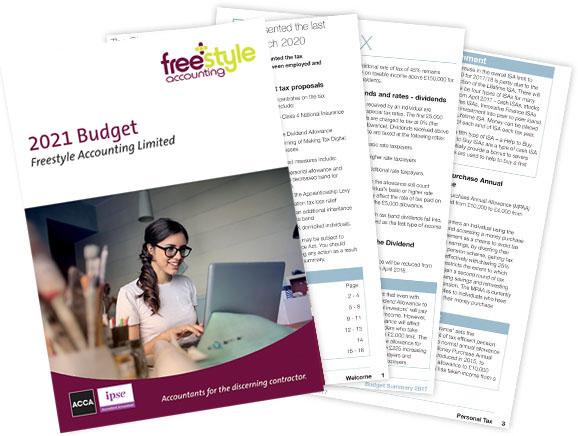 2021 Budget Summary Document